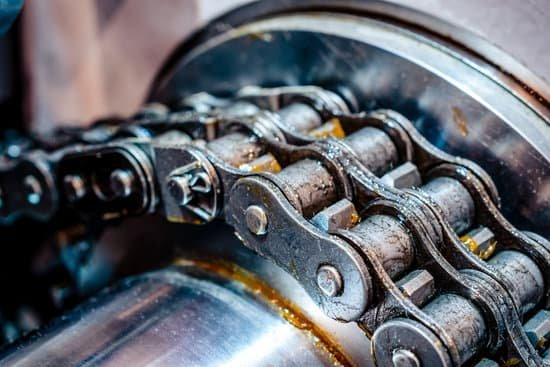 Chaine industrielle