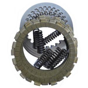 Disques friction Kevlar+disq.lisses acier+ ressorts