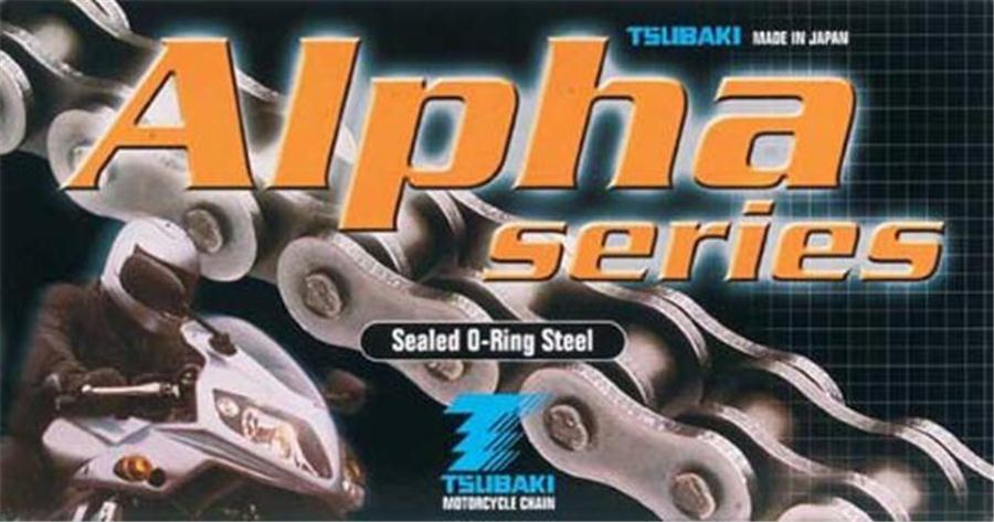 chaine moto tsubaki alpha